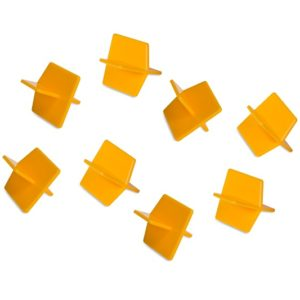 Uniplug Heavy Duty Prospacer Tile Spacers 4mm (bag of 50)