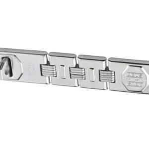110/230 Hinged Hasp & Staple 230mm