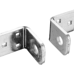 115/100 Locking Brackets Pair Carded