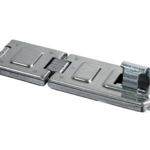 140/120 Diskus Hasp & Staple 120mm