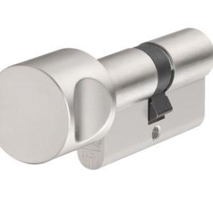 KE60NP Euro Thumbturn Cylinder Nickel Pearl Z30mm / K30mm Visi