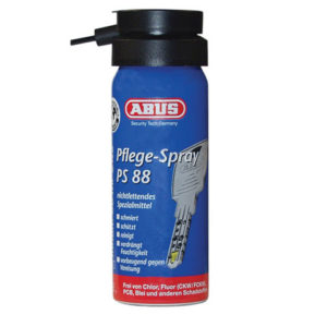 PS88 Lock Lubricating Spray 50ml Carded