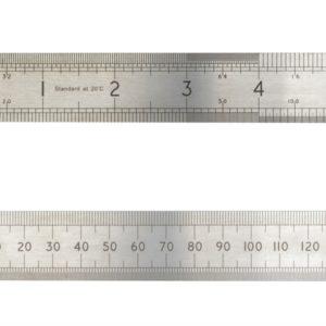 ASR 600 Precision Steel Rule 600mm (24in)