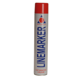 0902 Line Marking Spray Paint Red 750ml