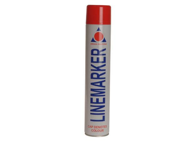 0901 Line Marking Spray Paint White 750ml