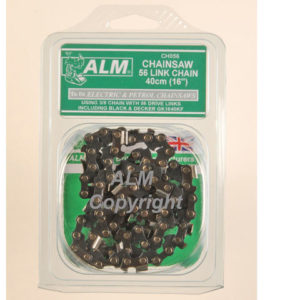CH056 Chainsaw Chain 3/8in x 56 links 1.3mm - Fits 40cm Bars