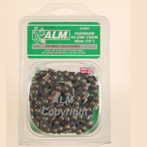 CH062 Chainsaw Chain 3/8in x 62 links 1.3mm - Fits 45cm Bars