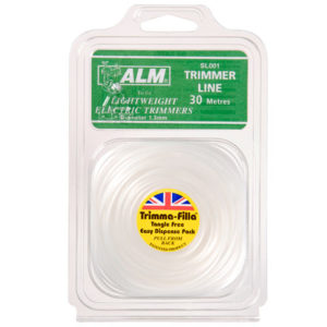 SL001 Light-Duty Trimmer Line 1.3mm x 30m