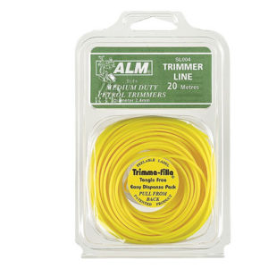 SL004 Medium-Duty Petrol Trimmer Line 2.4mm x 20m