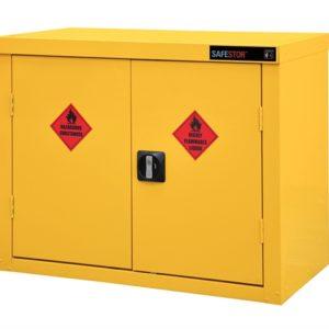 SafeStor™ Hazardous Floor Cupboard 900 x 460 x 700mm