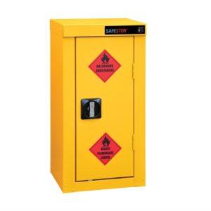 SafeStor™ Hazardous Floor Cupboard 350 x 300 x 700mm