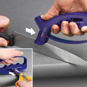 Multi-Sharp® 2-in-1 Knife & Scissor Sharpener