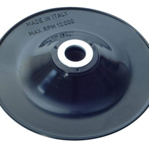 X32105 Rubber Backing Pad 115mm