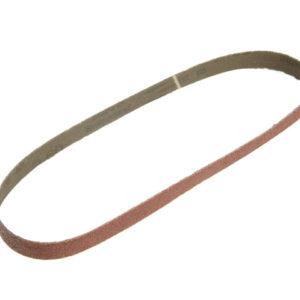 Aluminium Oxide Sanding Belts 451mm x 13mm 60g (Pack of 3)