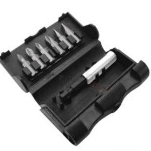 X60480 Screwdriver Bit Set 7 Piece