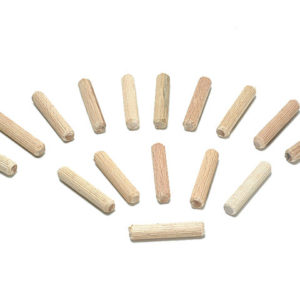 X66430 Fluted Dowels (50) 6mm x 30mm