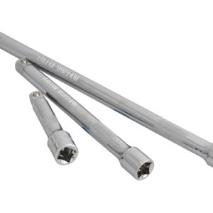 3/8in Square Drive CV Extension Bar Set 3 Piece