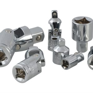 Universal Joint & Adaptor Set 7 Piece
