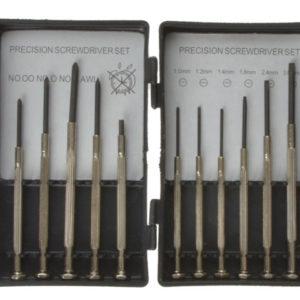 Precision Screwdriver Set of 11