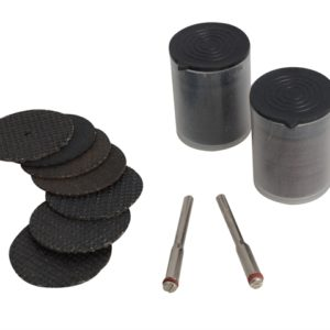 Cut Off Wheel Accessory Kit 85 Piece