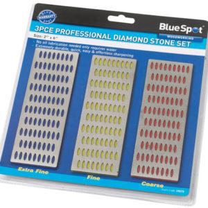 Diamond Stone Set of 3 2 x 6in