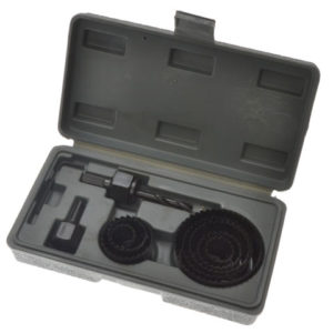 Multi Holesaw Set 11 Piece 19-64mm