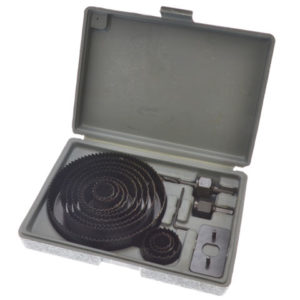 Multi Holesaw Set 16 Piece 19-127mm
