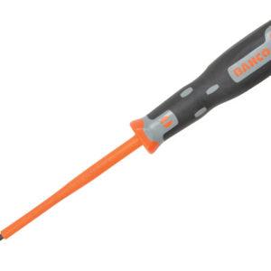 Tekno+ VDE Screwdriver Slotted Tip 3.5mm x 100mm