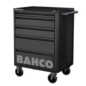 5 Drawer B Tool Trolley K Black