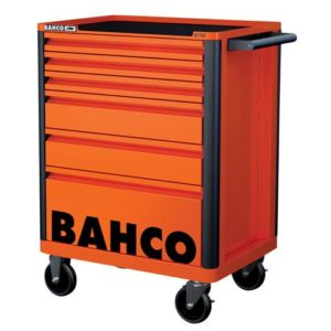 6 Drawer B Tool Trolley K Orange