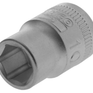 Hexagon Socket 1/4in Drive 6mm