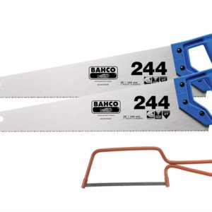 2 x 244 Hardpoint Handsaw 500mm (20in) & 1 x 239 Junior Saw 150mm (6in)