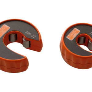 306 Pipe Slice Twin Pack 15mm & 22mm