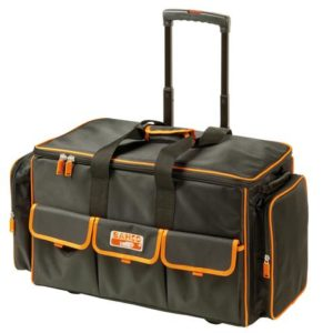 Closed Bag on Wheels 24in