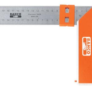 9048-200 Aluminium Block & Steel Try Square 200mm (8in)