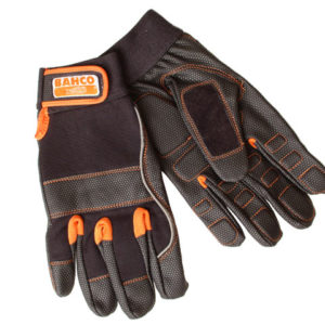 Power Tool Padded Palm Gloves - Medium (Size 8)