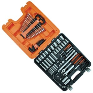 S103 Socket & Spanner Set of 103 Metric 1/4in &1/2in Dynamic Drive