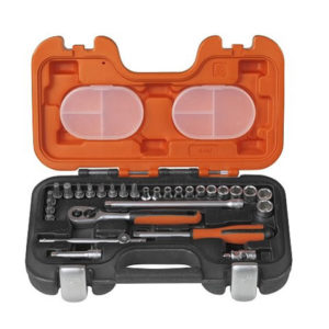 S290 Socket Set of 29 Metric 1/4in Drive