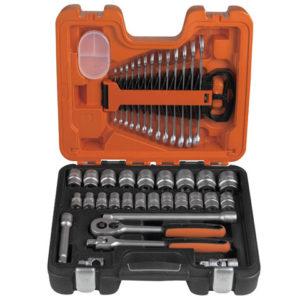 S400 Socket & Spanner Set of 40 Metric 1/2in Drive