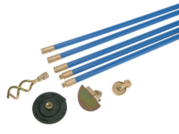 1471 Universal 3/4in Drain Cleaning Set 4 Tools
