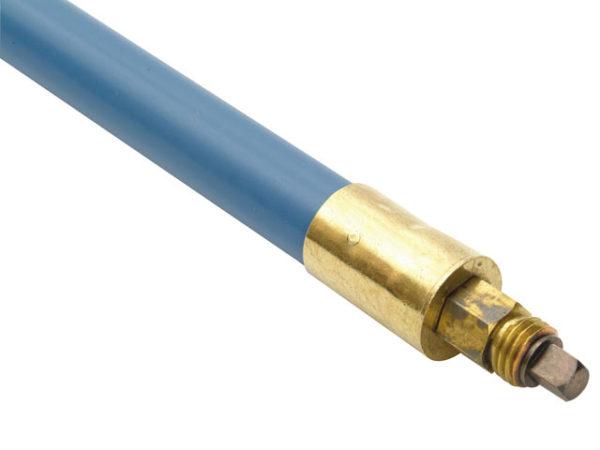 1605 Lockfast Blue Polypropylene Rod 7/8in x 3ft