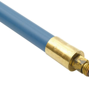 1607 Lockfast Blue Polypropylene Rod 1.1/8in x 3ft