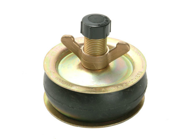 1963 Drain Test Plug 75mm (3in) - Plastic Cap