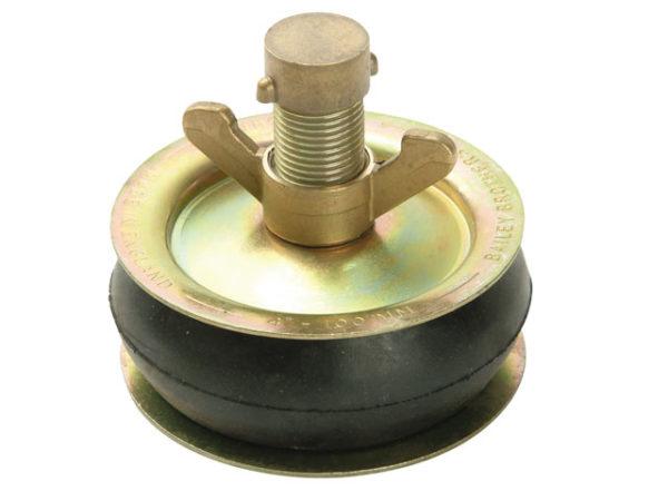 2570 Drain Test Plug 375mm (15in) - Brass Cap