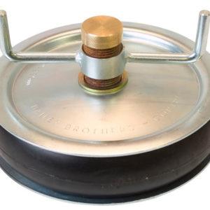 2420 Drain Test Plug 225mm (9in) - Brass Cap