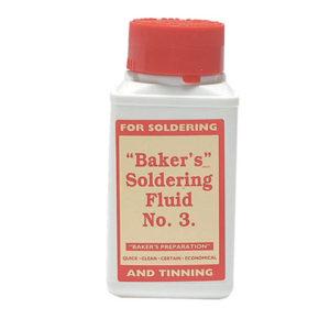 No.3 Soldering Fluid 125ml