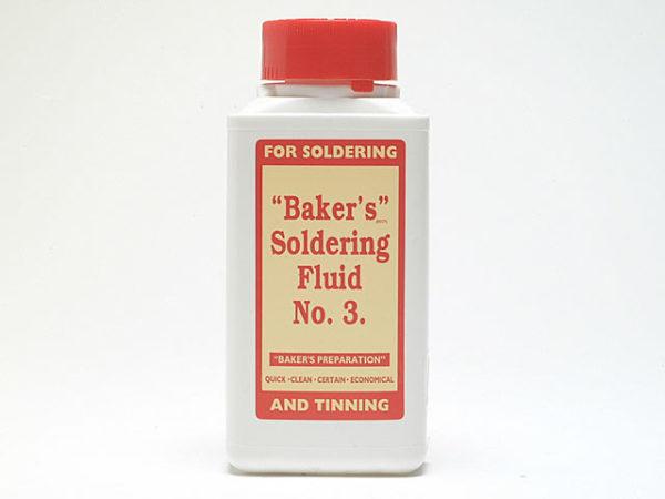 No.3 Soldering Fluid 250ml