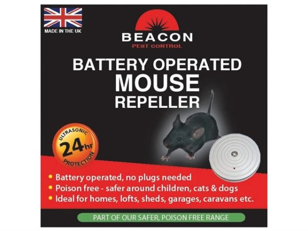 Mouse Repeller Battery Operated