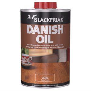Danish Oil Clear 250ml