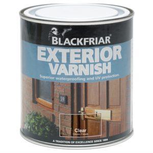 Exterior Varnish UV66 Clear Gloss 500ml